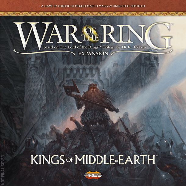 War of the Ring: Kings of Middle-earth