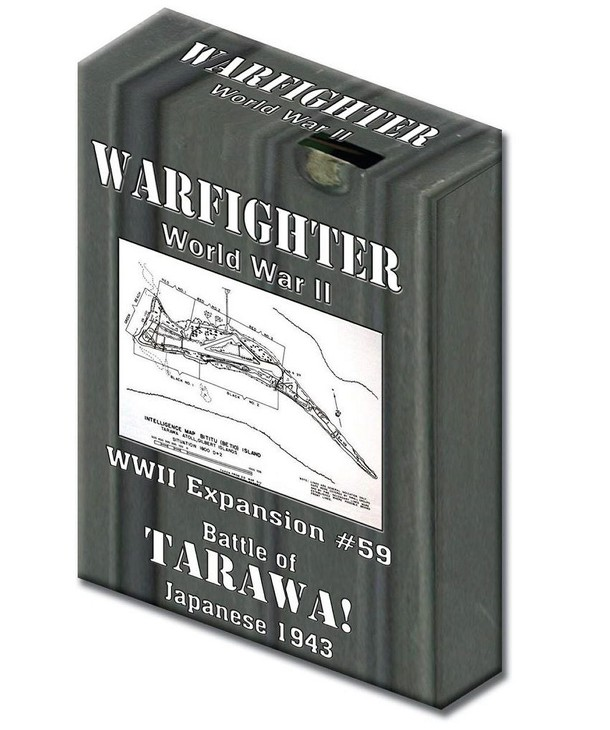 Warfighter: WWII Expansion #59 – Battle of Tarawa