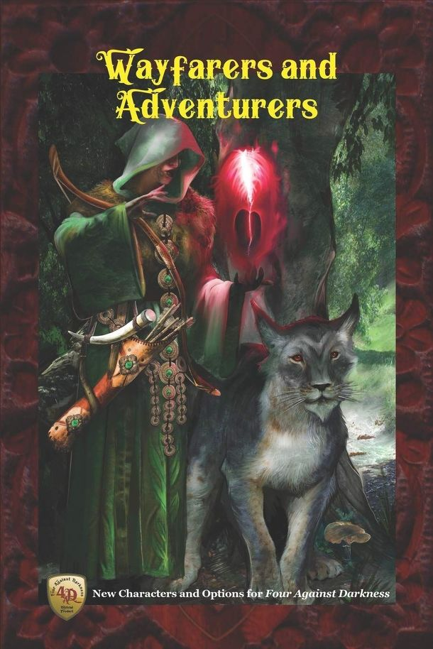 Four Against Darkness: Wayfarers and Adventurers