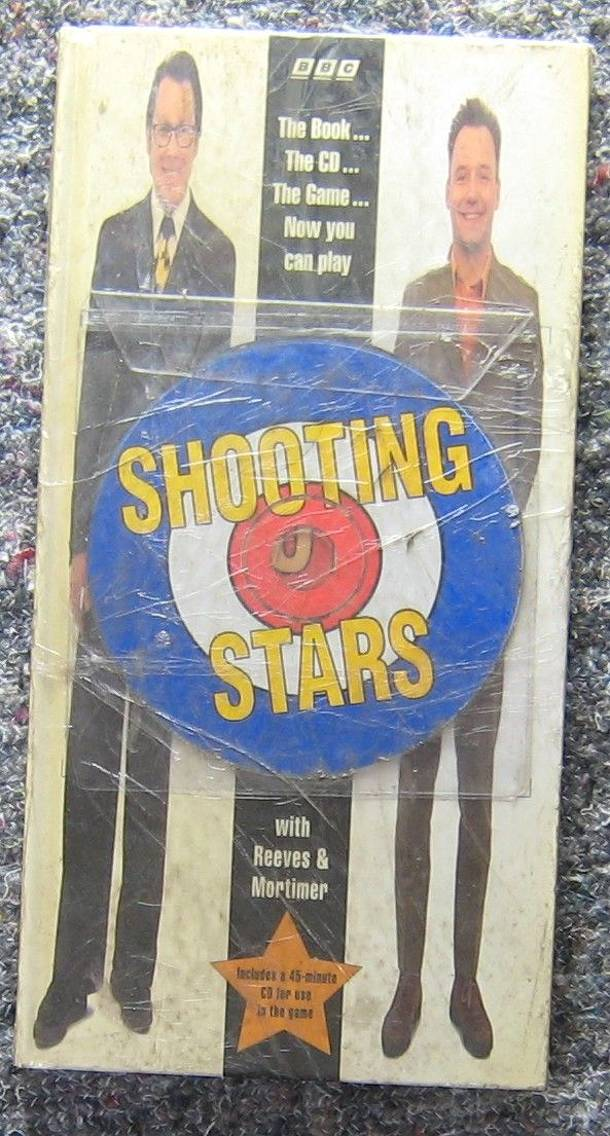 Shooting Stars:with Reeves and Mortimer