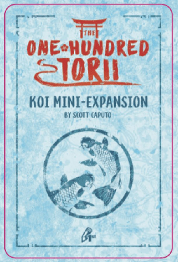 The One Hundred Torii: Koi Mini-Expansion