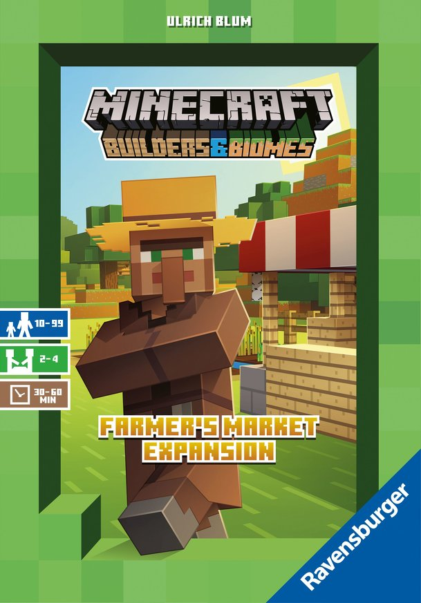 Minecraft: Builders & Biomes – Expansion