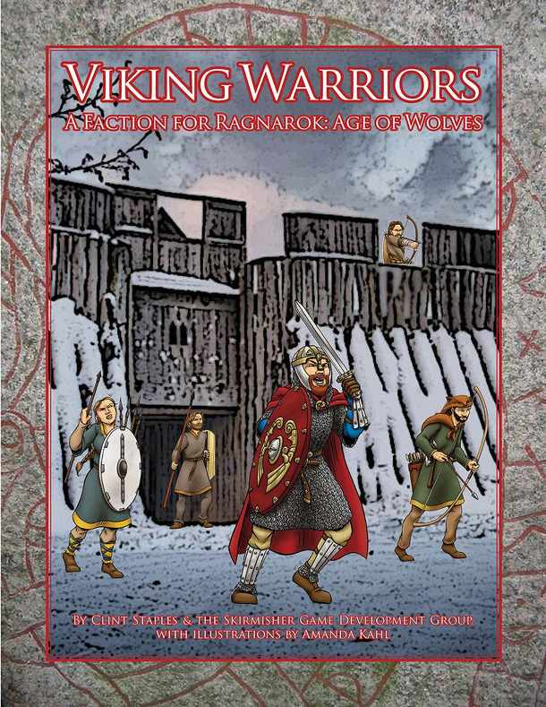 Viking Warriors: A Faction for Ragnarok – Age of Wolves