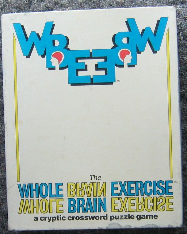WBE: Whole Brain Exercise