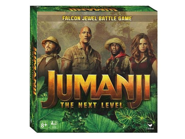 Jumanji: The Next Level – Falcon Jewel Battle Game