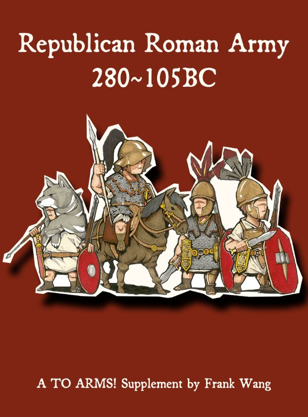 Republican Roman 208~105BC: A To Arms! Supplement