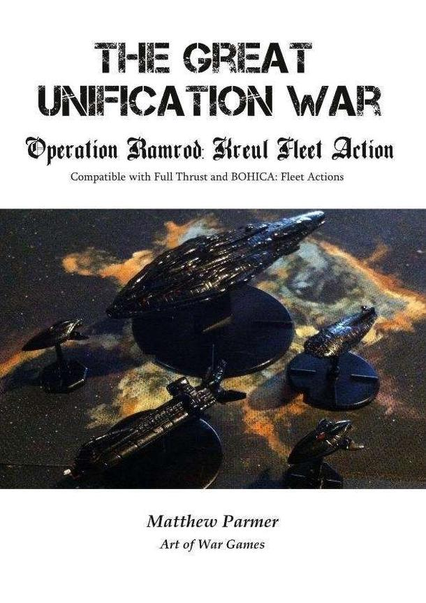 The Great Unification War Campaign: Operation Ramrod – Kreul Fleet Action