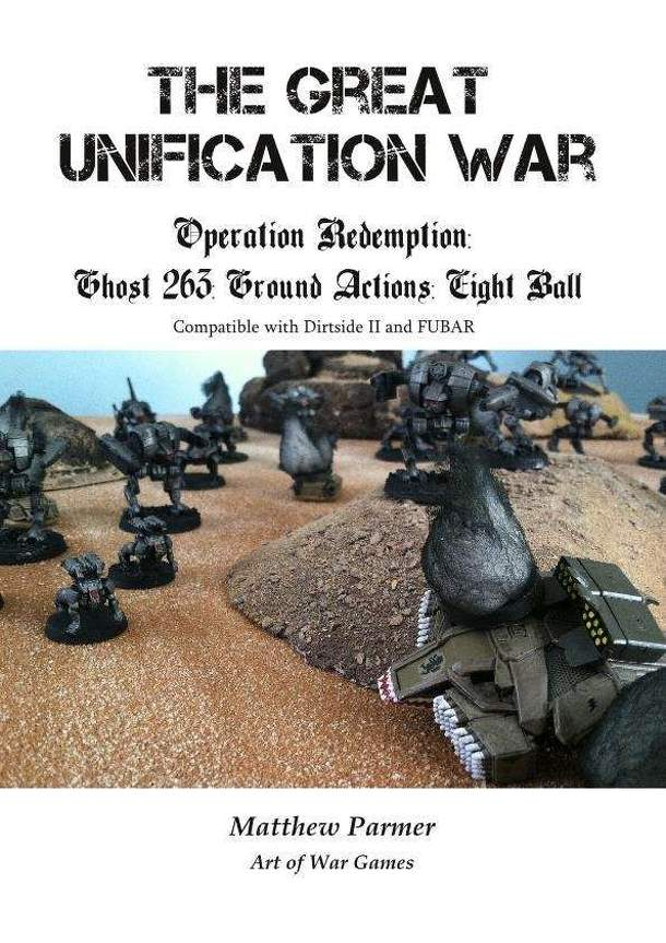 The Great Unification War Campaign: Operation Redemption – Ghost 263 Ground Action: Eight Ball