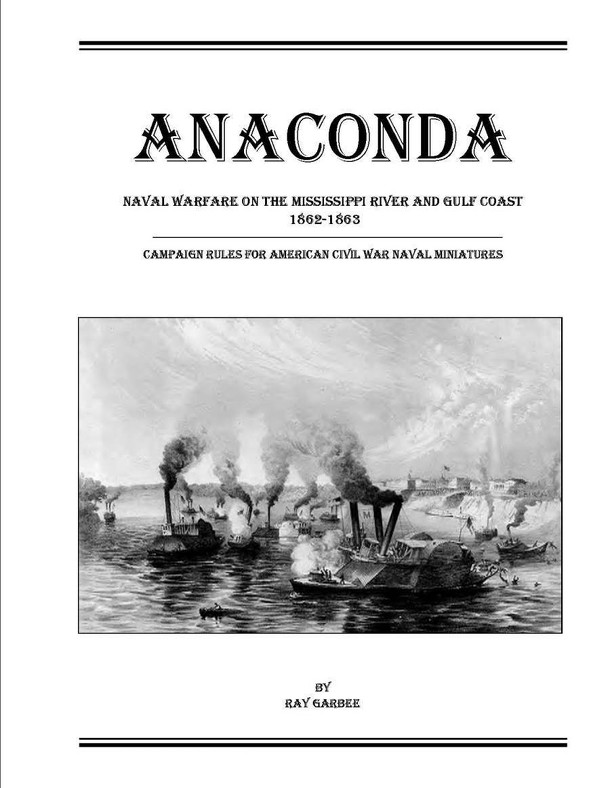 Anaconda: Expanded Points List