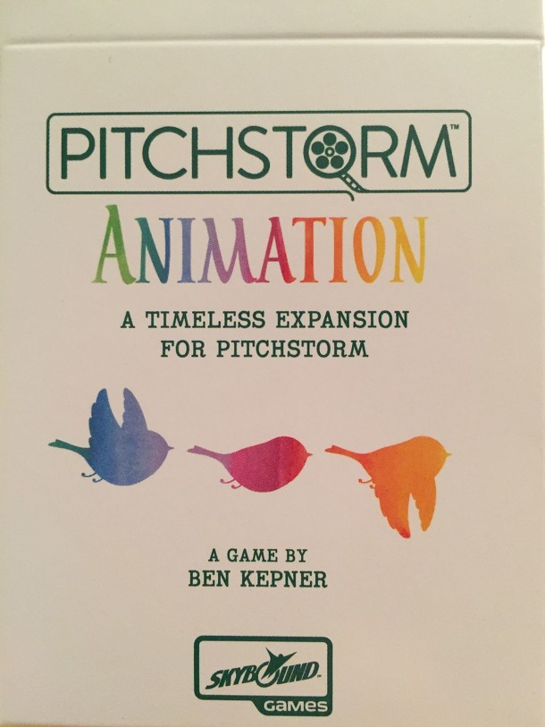 Pitchstorm: Animation