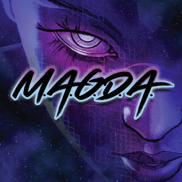 MAGDA: Mapping And Galactic Dream Assistant