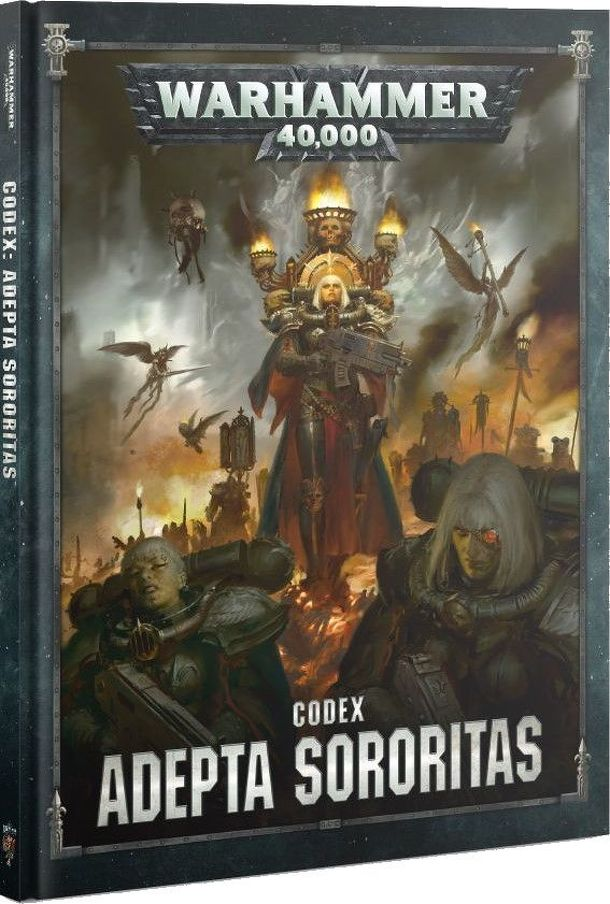 Warhammer 40,000 (Eighth Edition): Codex – Adepta Sororitas