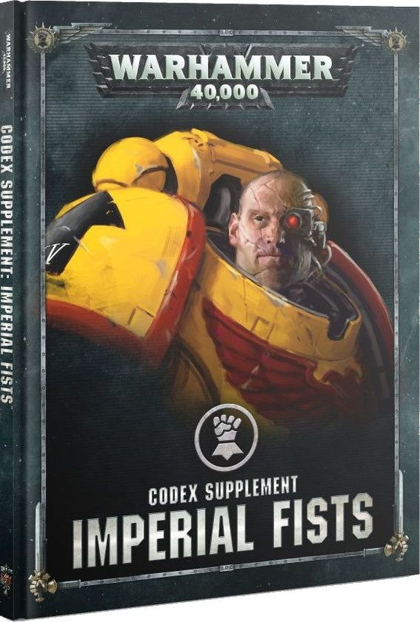 Warhammer 40,000 (Eighth Edition): Codex Supplement – Imperial Fists