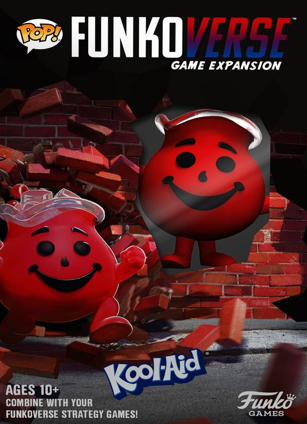 Funkoverse Strategy Game: Kool-Aid 100