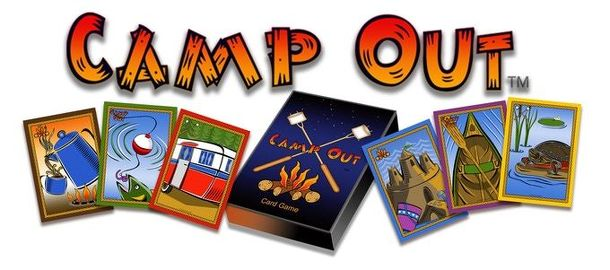 Camp Out Card Game