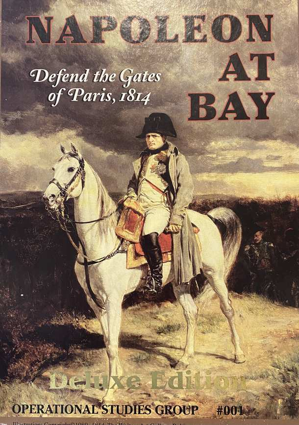 Napoleon at Bay: Defend the Gates of Paris