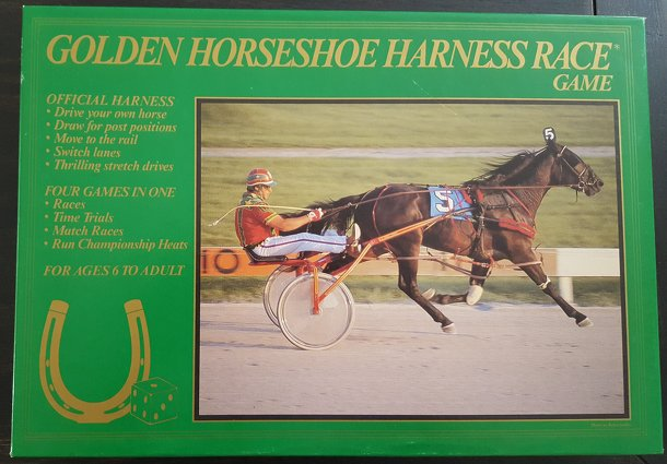 Golden Horseshoe Harness Race Game