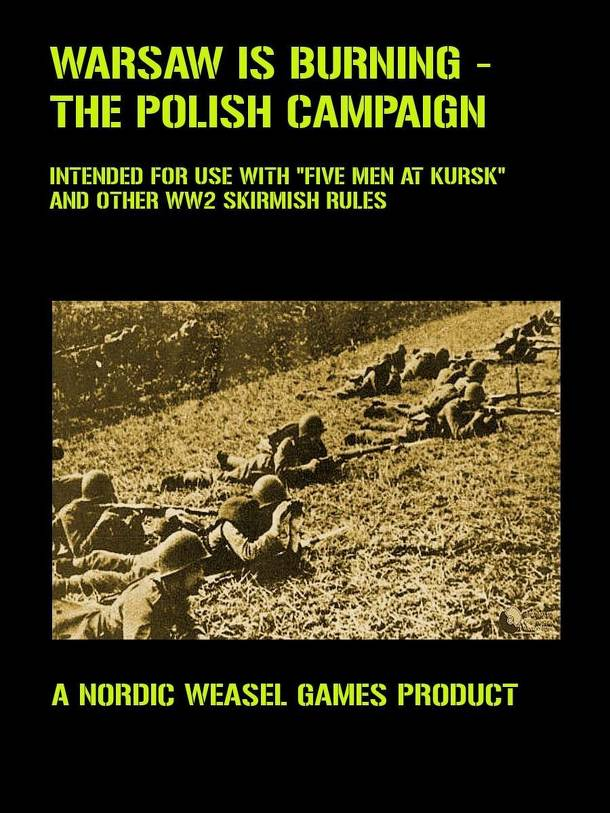 Warsaw is Burning: The Polish Campaign