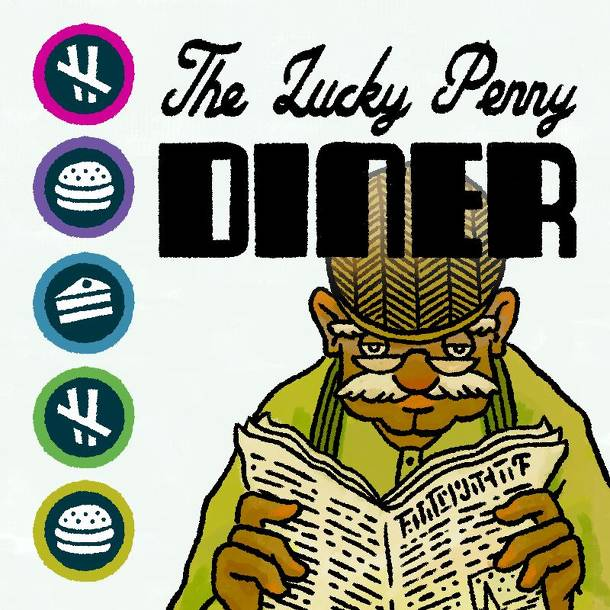 The Lucky Penny Diner