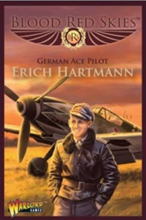 Blood Red Skies: German Ace Pilot – Erich Hartmann