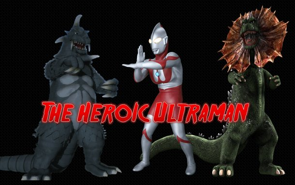 Godzilla Rampage: Kaiju Unleashed – The Heroic Ultraman Supplement