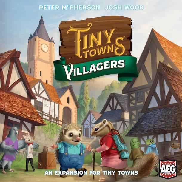 Tiny Towns: Villagers