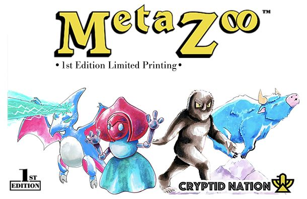 MetaZoo: Cryptid Nation