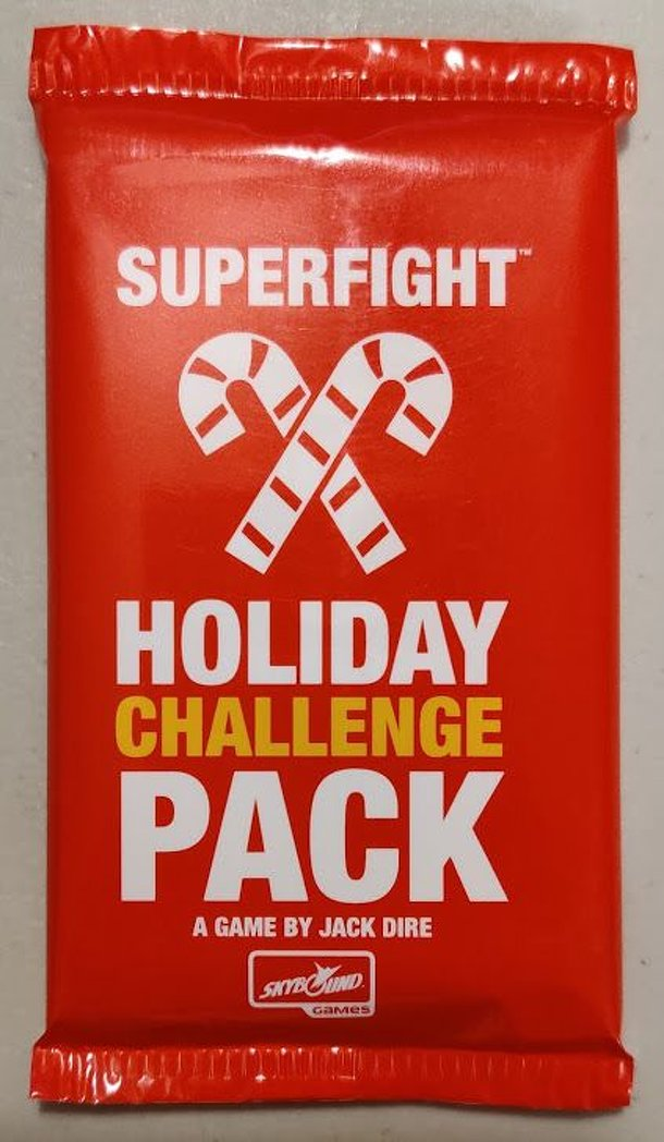 Superfight: Holiday Challenge Pack