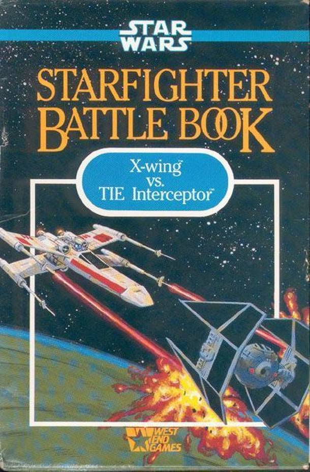 Star Wars: Starfighter Battle Books