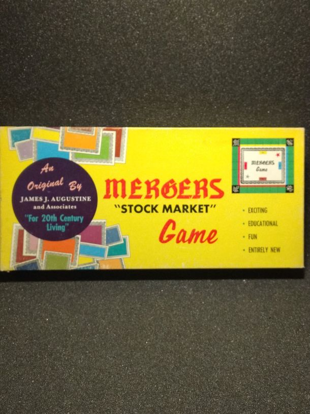 "Mergers ""Stock Market"" Game"