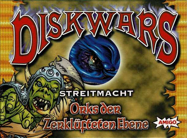 Diskwars: Orcs of The Broken Plain