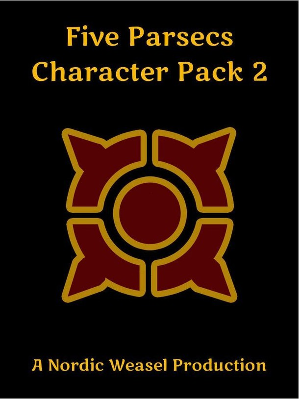Five Parsecs: Character Pack 2