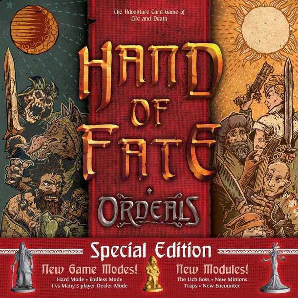 Hand of Fate: Ordeals – Special Edition