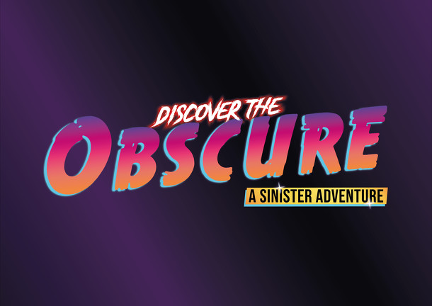 The Obscure: A Sinister Adventure