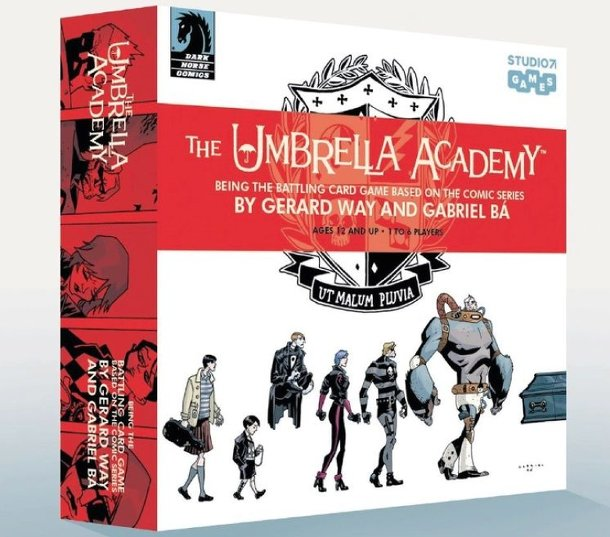 The Umbrella Academy Game
