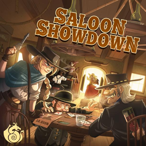 Saloon Showdown