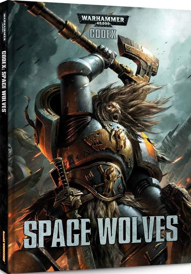 Warhammer 40,000 (Seventh Edition): Codex – Space Wolves