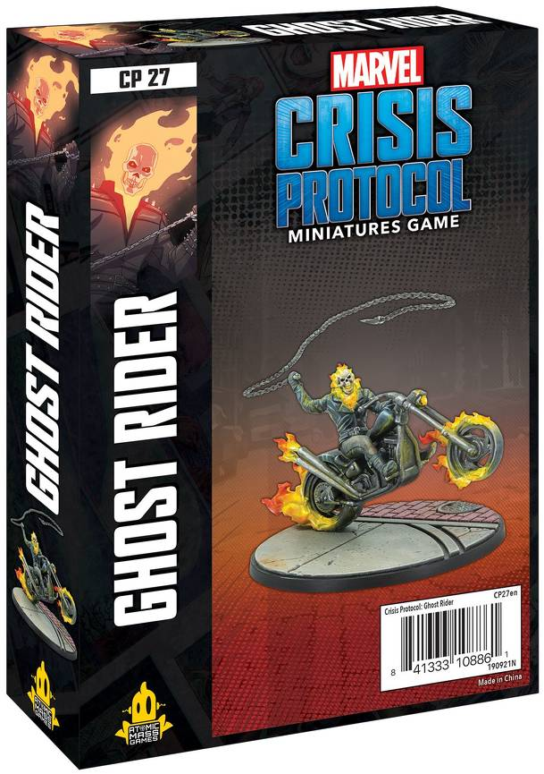 Marvel: Crisis Protocol – Ghost Rider