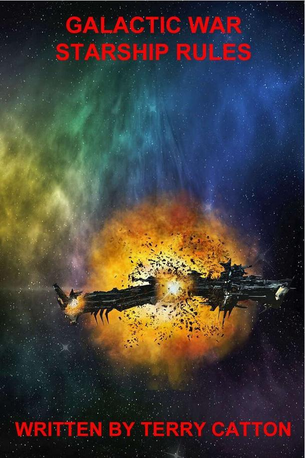 Galactic War: Starship Rules