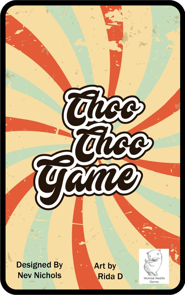 The Choo Choo Game: the train drafting game