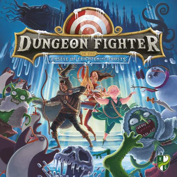 Dungeon Fighter in the Castle of Frightening Frosts