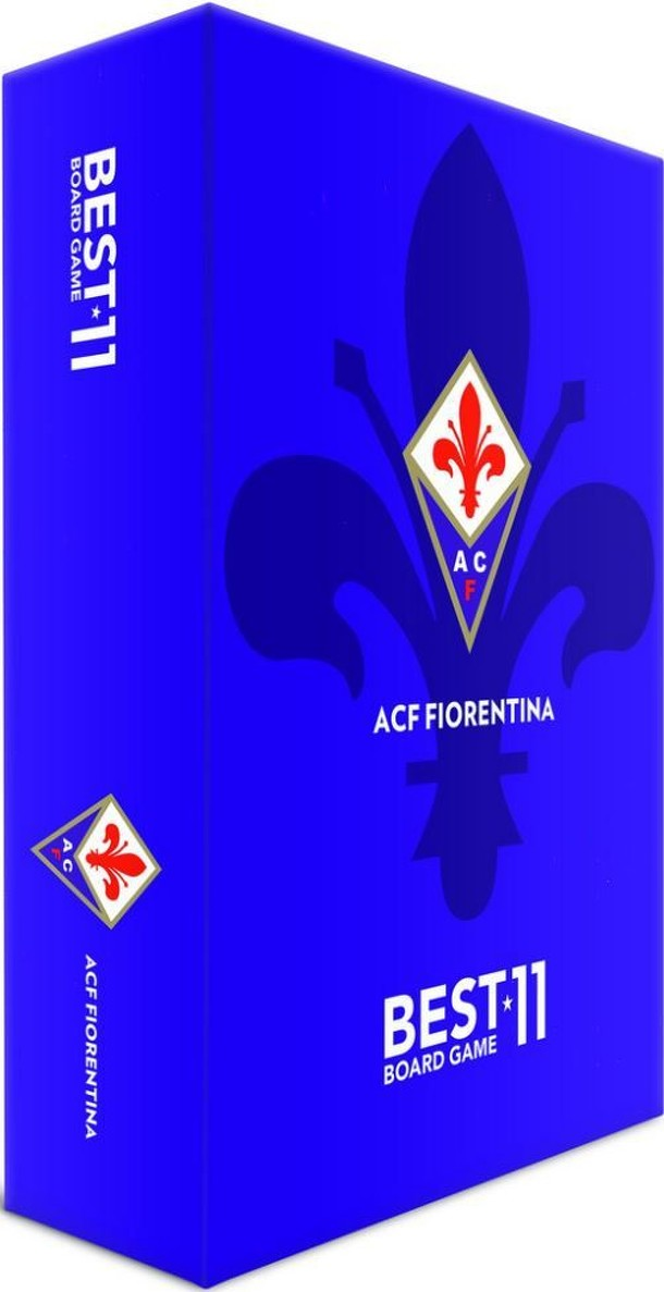 Best 11 Board Game: ACF Fiorentina