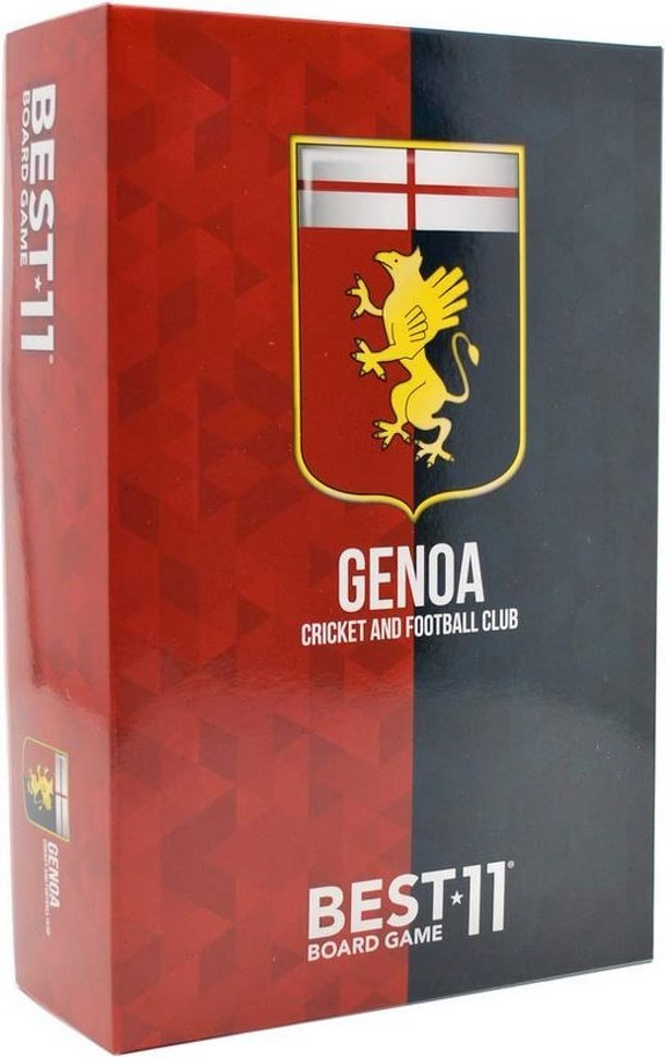 Best 11 Board Game: Genoa