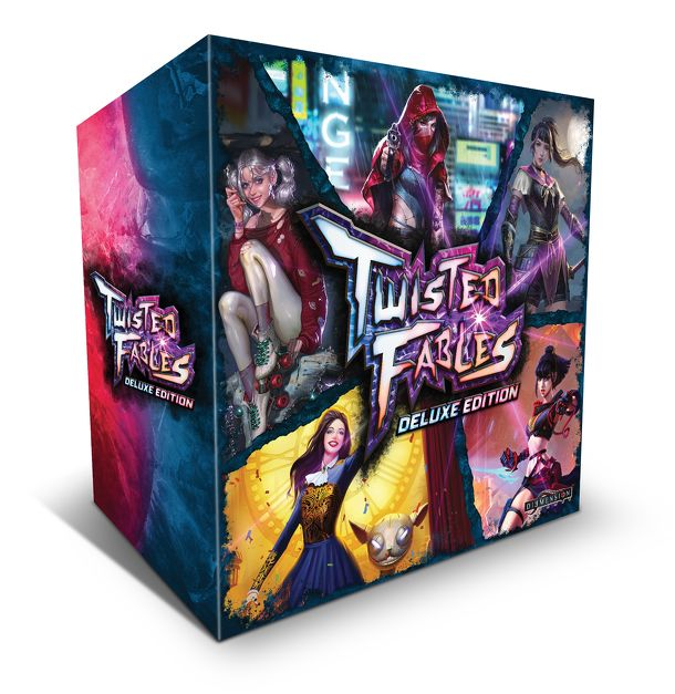 Twisted Fables: Deluxe Edition