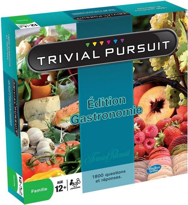 Trivial Pursuit: Édition Gastronomie