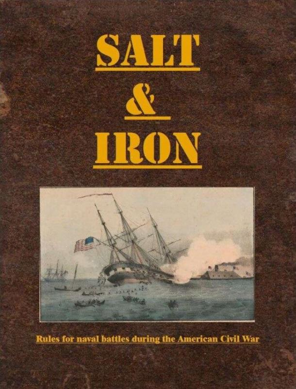 Salt & Iron: Rules for Naval Battles During the American Civil War
