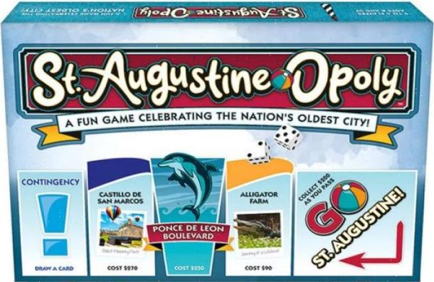 St. Augustine-opoly