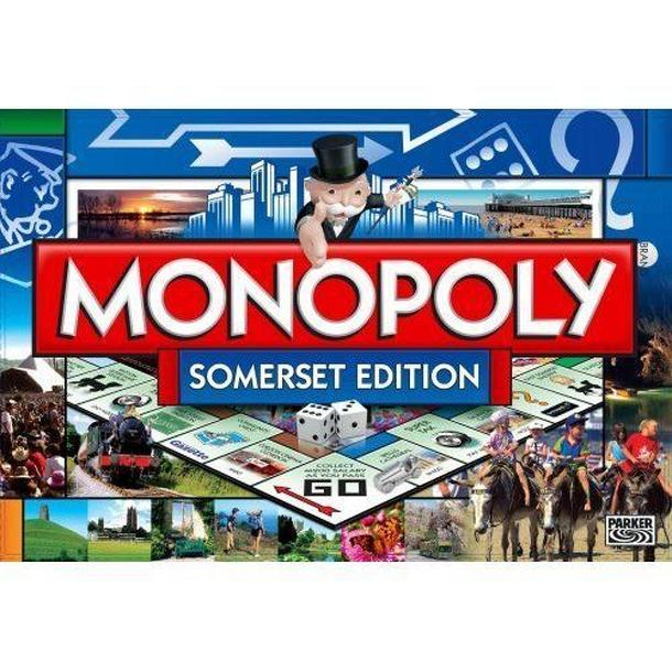 Monopoly: Somerset Edition
