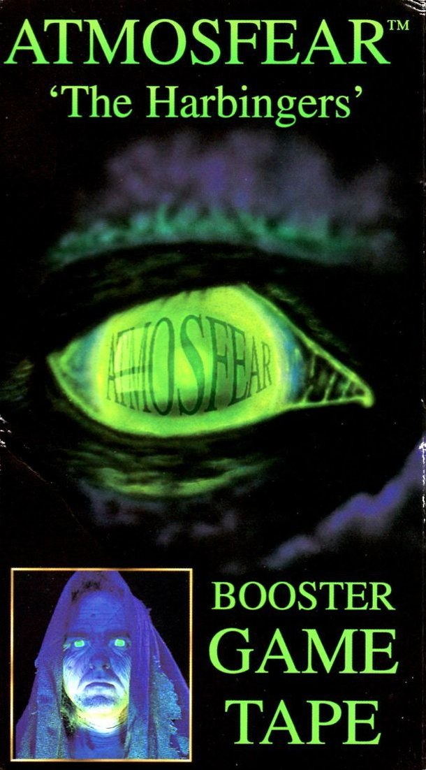 Atmosfear: Booster Game Tape Set