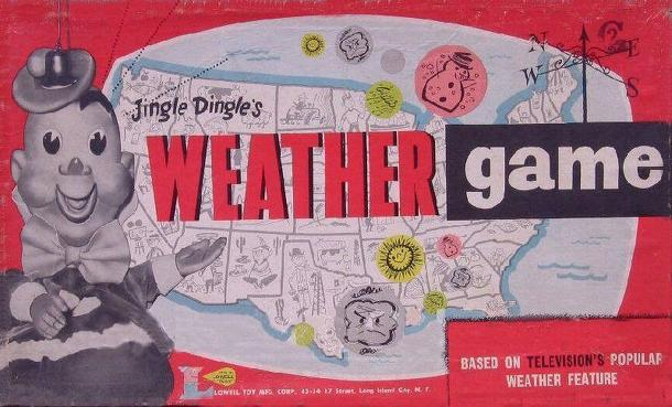 Jingle Dingle's Weather Game